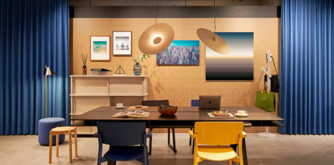 YELLOWKORNER「ART PHOTOGRAPHY in HOTEL,OFFICE,etc...」photo:Shinichi Ichikawa