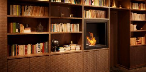 「ecosmartfire aoyama showroom」photo:Kenichi Morisaki